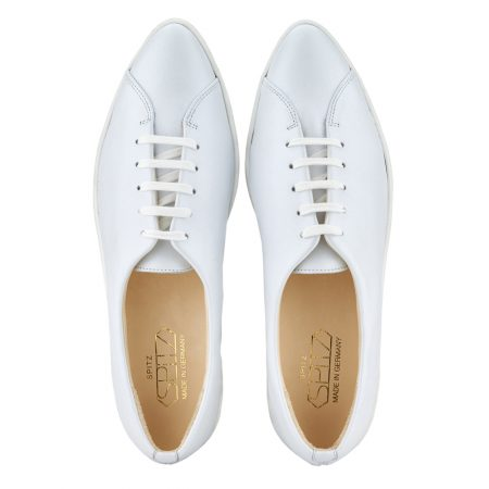 spitz original pearl white top
