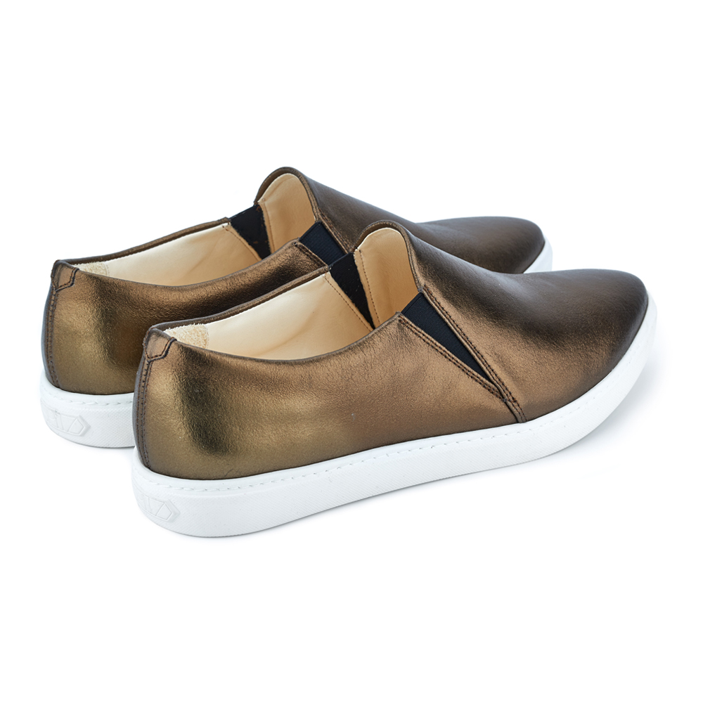spitz slip on bronze back
