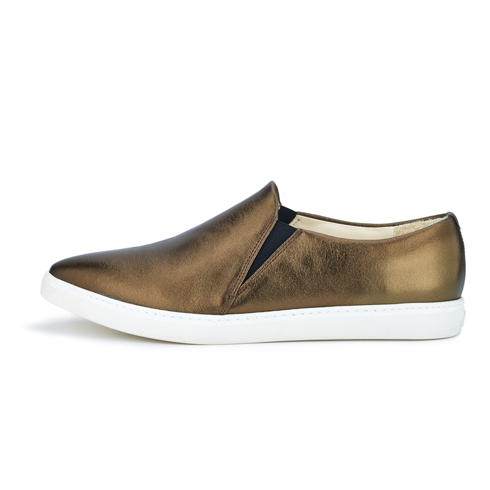 spitz slip on bronze side