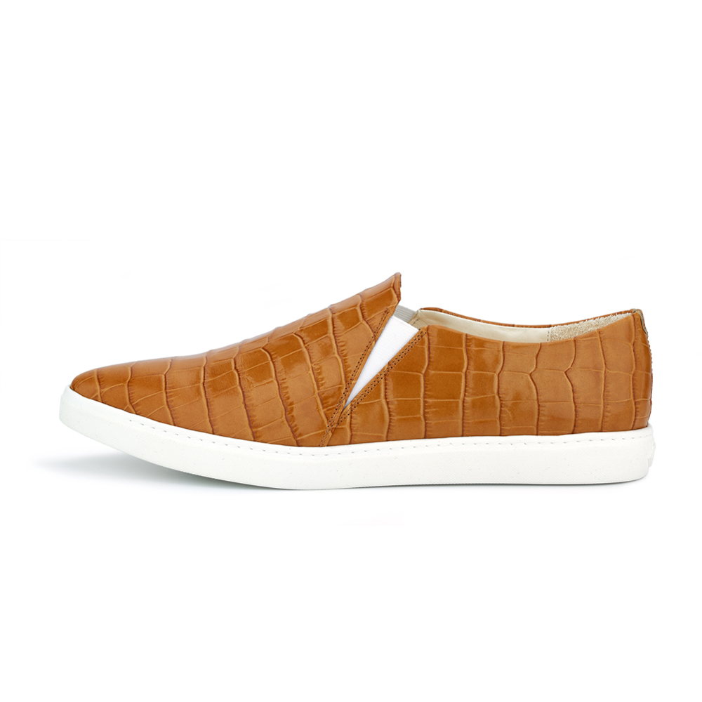 spitz slip on rusty croco side